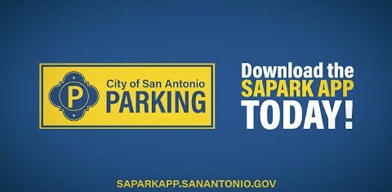 We've got your spot! Download the SAPark App today!