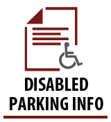 Disable Parking Information